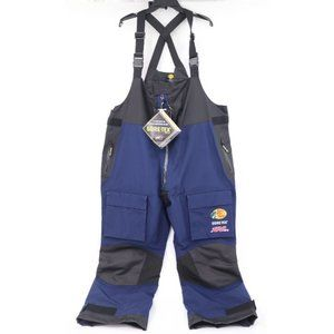 Bass Pro Shops mens XXL 100mph grouted bib overall